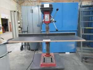 FOREMOST MACHINERY 12-SPEED HEAVY DUTY DRILL PRESS MODEL MADPO36AMA