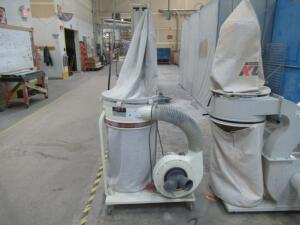 JET VERTICAL BAG DUST COLLECTOR MODEL DC-1100RC