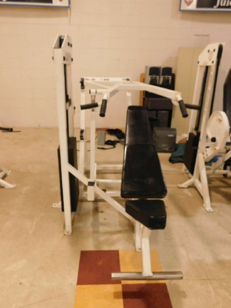 Body Masters 311 Chest Press- Incline