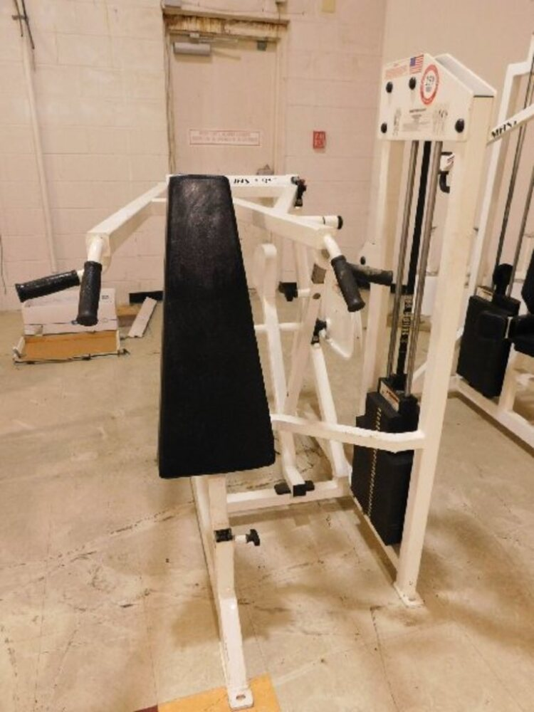 Body Masters 320 Shoulder Press