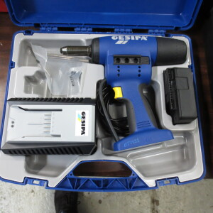 Gesipa 18V Battery operated Rivet Gun