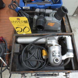 "Black and Decker 1/2"" Hammer Drill"
