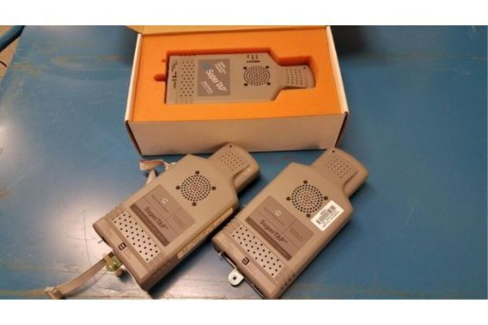 Applied Microsystems 6830Z Lot of (3) SuperTap Emulators, includes
