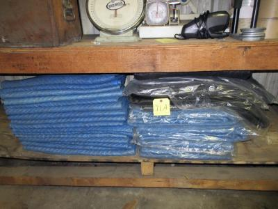 "LOT OF MOVING BLANKETS: 72"" x 80"" & 72"" x 40"""