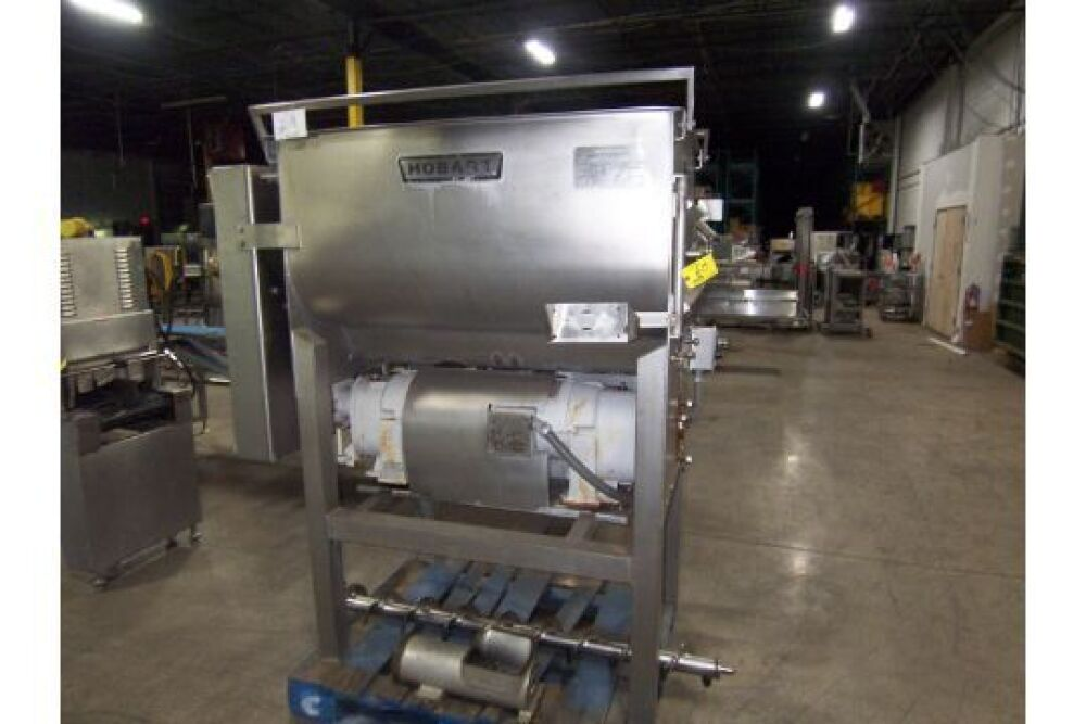 HOBART MDL  4356-A STAINLESS STEEL DUAL SHAFT MIXER, APPROX