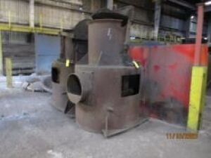 3 Ton Clam Shell Charge Bucket (LOCATED IN COLUMBIANA, AL)