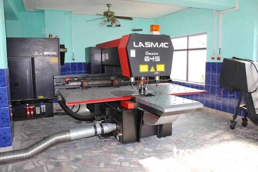 1  AMADA LCE 645 CNC Laser cutting machine
