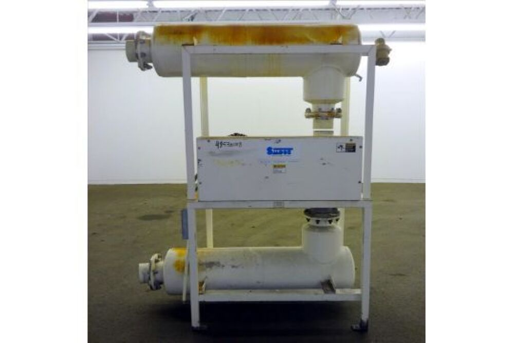 Smoot Vacuum Blower System - Plant Support, Consisting of