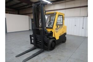 Forklifts Fabricating Toolroom Support Equipment