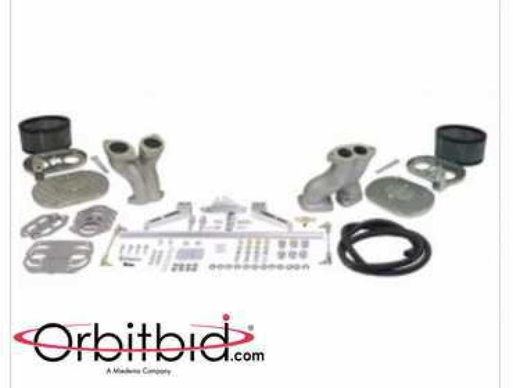 1) New EMPI part number 477332-0 linkage kit with air