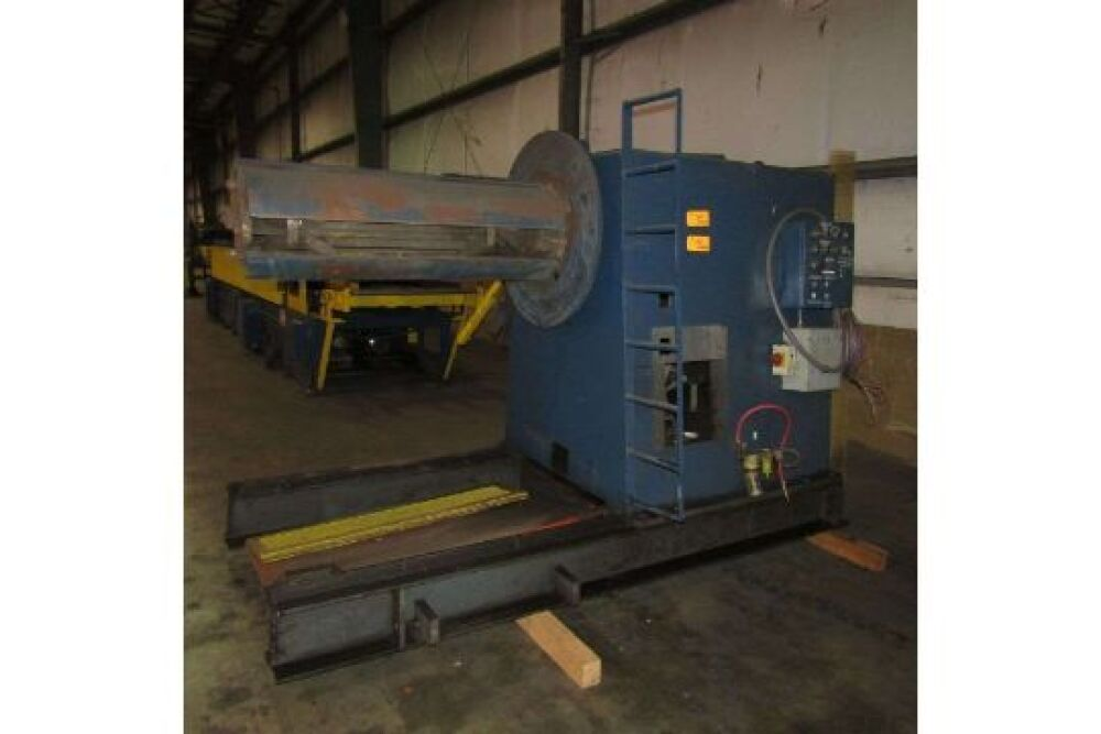 Roll Forming Line to Include: (1) Bradbury Model 800, 52