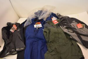 The North Face Mountain Guide (3) X-Large  Flight Jacket  (1) X-Large   Mountain Jacket  (3) XX-Large 5ab01f53e