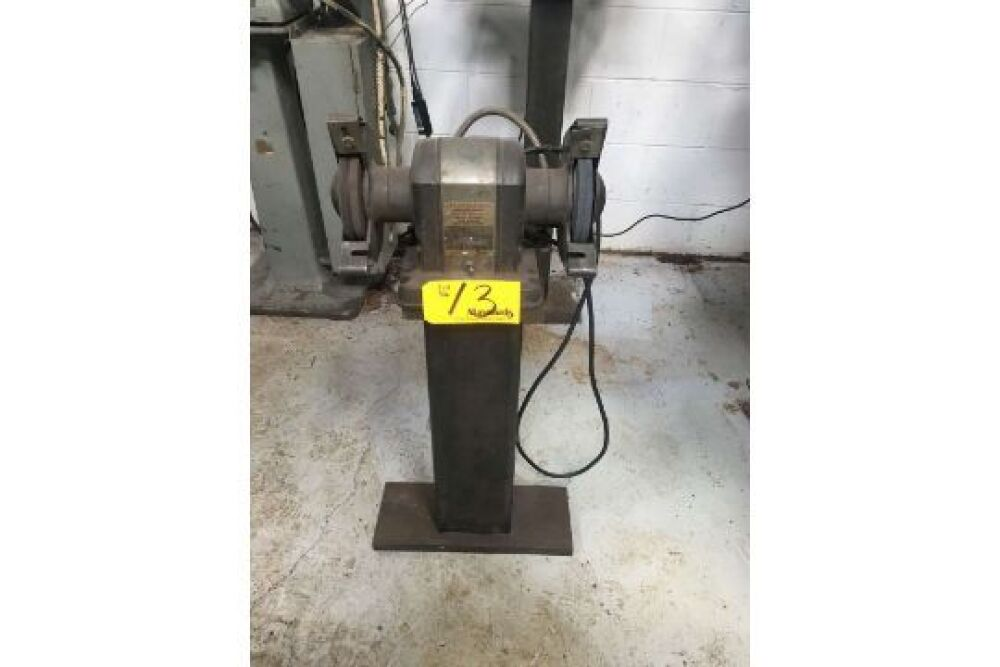 Peachy Craftsman 397 9580 Industrial Rated Bench Grinder 1 3 Hp Caraccident5 Cool Chair Designs And Ideas Caraccident5Info