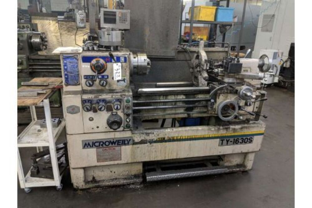 Microweily TY-1630S Engine Lathe 16