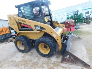 Cat Skid Steer Auxiliary Hydraulics
