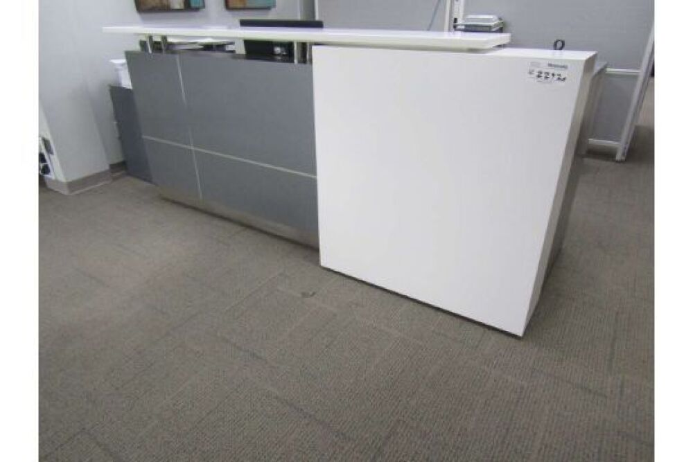 Awesome Front Office Reception Area Reception Desk W White Couch Camellatalisay Diy Chair Ideas Camellatalisaycom